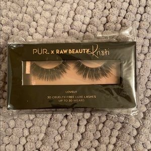 Pur X Raw Beauty Kristi Lovely Lashes